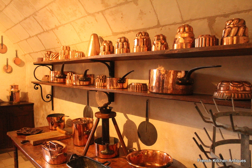 A Copper Filled Summer - Some of the Best Kitchenware in France's Museums